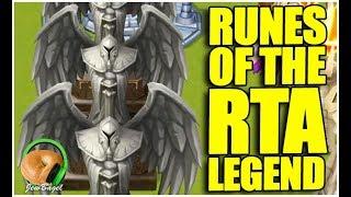 SUMMONERS WAR: The Runes of RTA LEGEND...