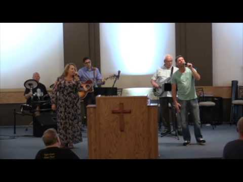 Good, Good Father - Cross Point Worship Team - Steve & Patsy Baker on vocals
