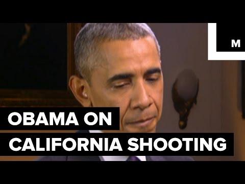 Obama On the San Bernardino Shooting