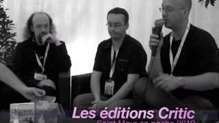 Saint-Maur en poche 2010 - Les éditions Critic
