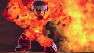 Mighty No. 9 - Wii U, 3DS Trailer
