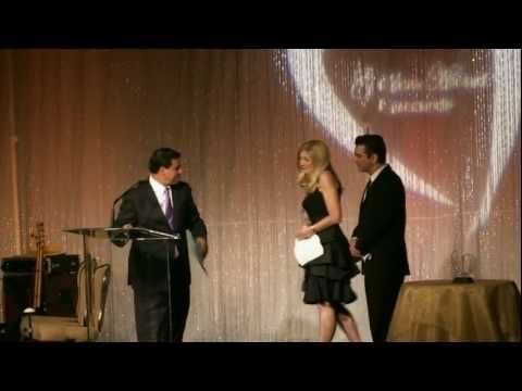 GOLDEN HEART AWARDS, SIR DAMIAN, CELEBRITY HOLLYWOOD COPYRIGHT 2011.avi