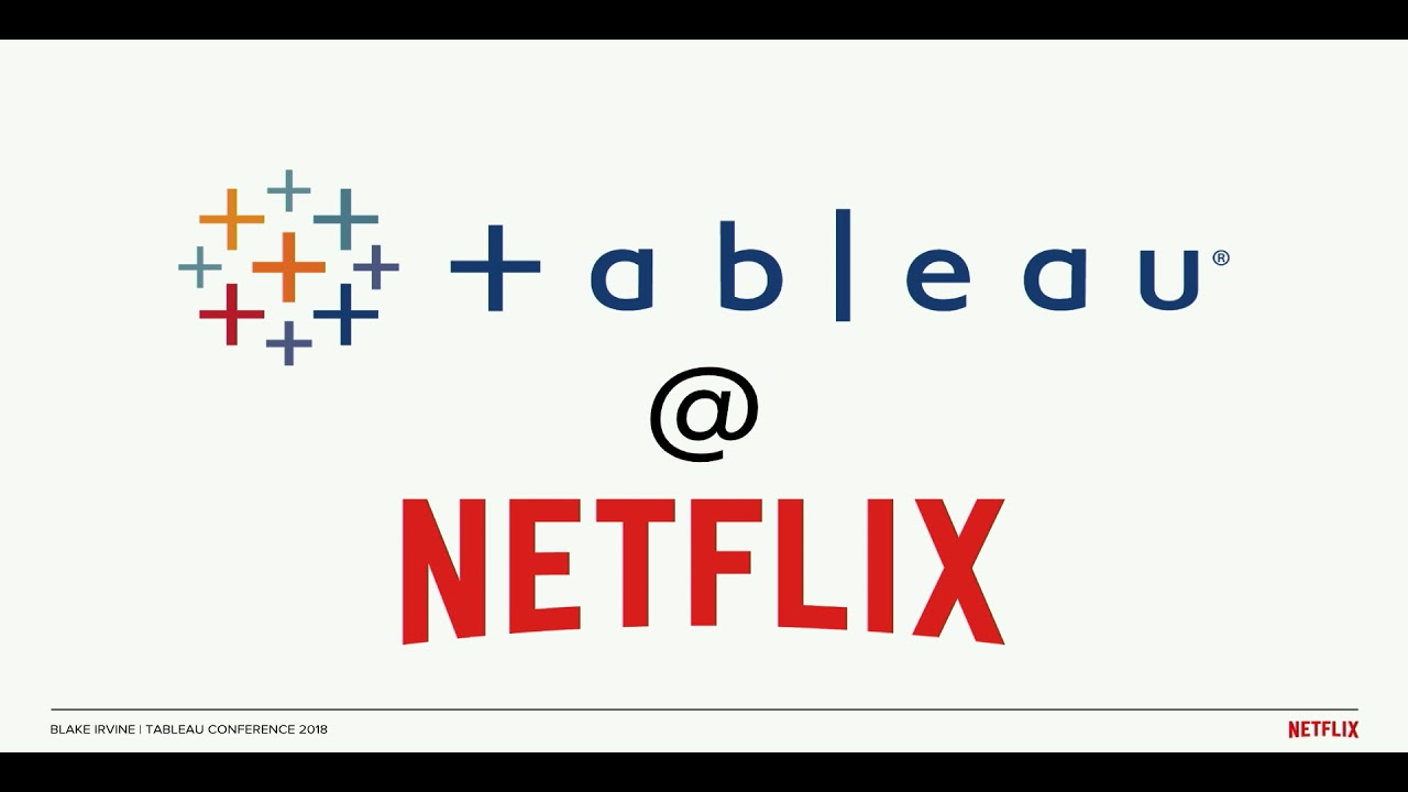 Netflix, Spotify, and Home Depot Won Tableau Conference 2018