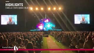 Forte Arena Fiorello Highlights 2019