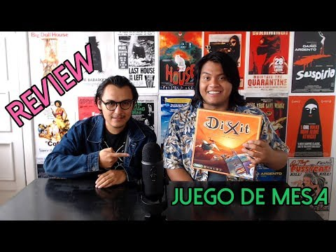 Review de Dixit | Juego de Mesa