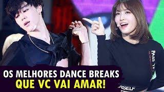 DANCE BREAKS IN K-POP 🔥