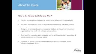 Implementing Health Assessments in Primary Care: A How-to Guide