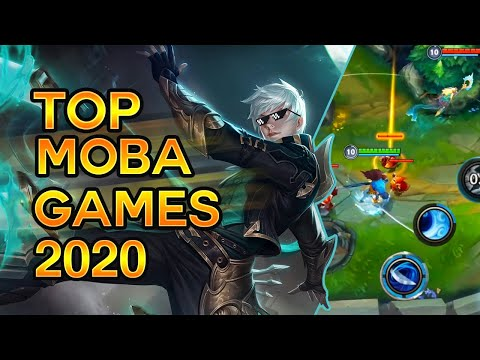 TOP MOBA GAMES 2020 Android & IOS (WITH UPCOMING MOBA GAMES) | BEST MOBA 2020