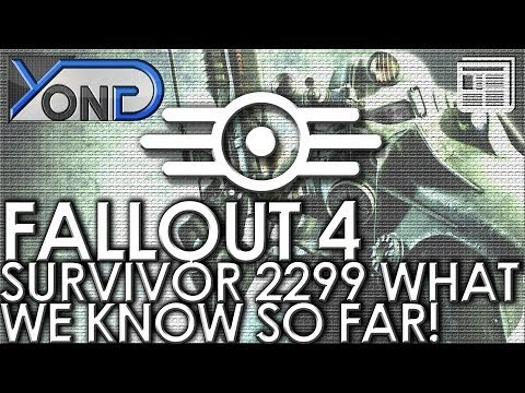 Fallout 4 - The Survivor 2299 and Its Hidden Messages (Nov 15 - Nov 27)
