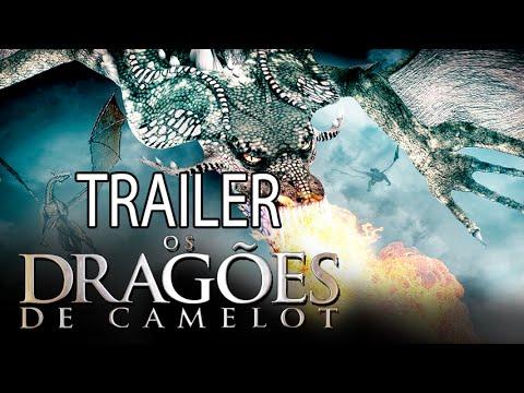 Trailer do filme Merlin e os Dragões