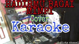 Hadirmu bagai mimpi_Fauzi bima|| Cover Karaoke lirik keyboard elektone live.