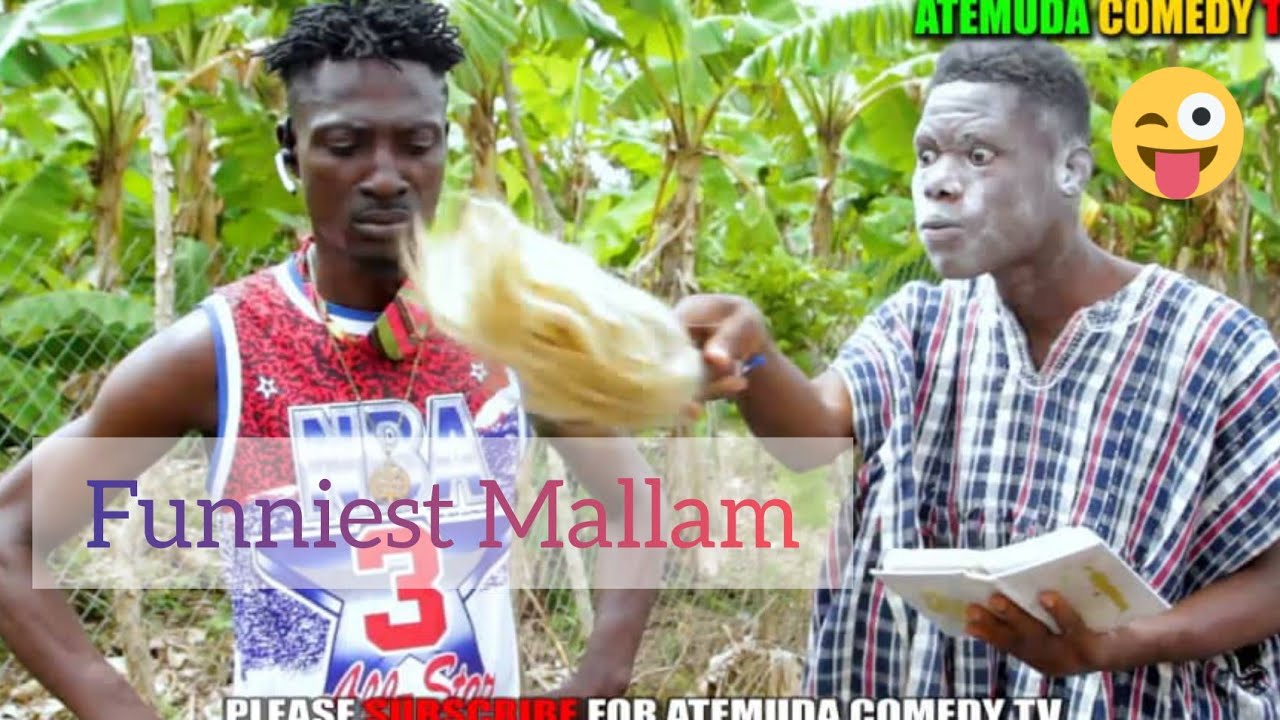 Download MALLAM USING BIBLE Eeeii🤣 ATEMUDA OKOMFO🙄 419 FIRES NAM1 A.k.A HOMELESS YOU CAN'T STOP LAUGHING 🔥