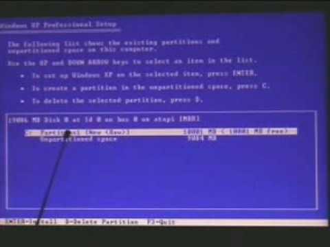 Phần IV: Hướng dẫn cài đặt Windows XP - Windows Vista và các phần mềm ứng dụng