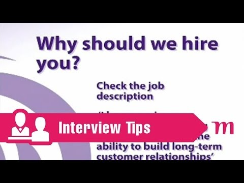 How to Answer Classic Job Interview Questions - YouTube