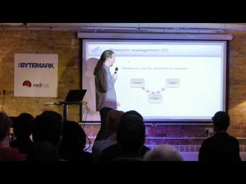 Norman Feske: Genode – OS security by design