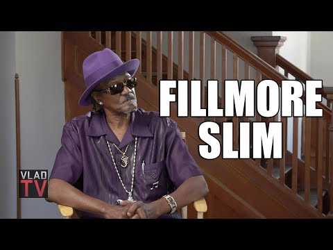 Fillmore Slim on Nevada Not Letting Black Men Open Legal Brothels Part 11