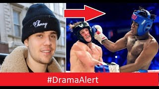 Justin Bieber dissed KSI!  #DramaAlert Shane Dawson vs James Charles! ( HOT )