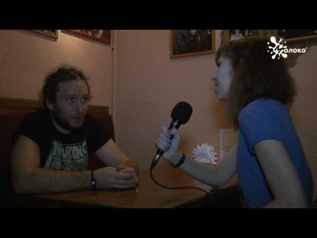 Интервью с вокалистом группы Distemper Славиком