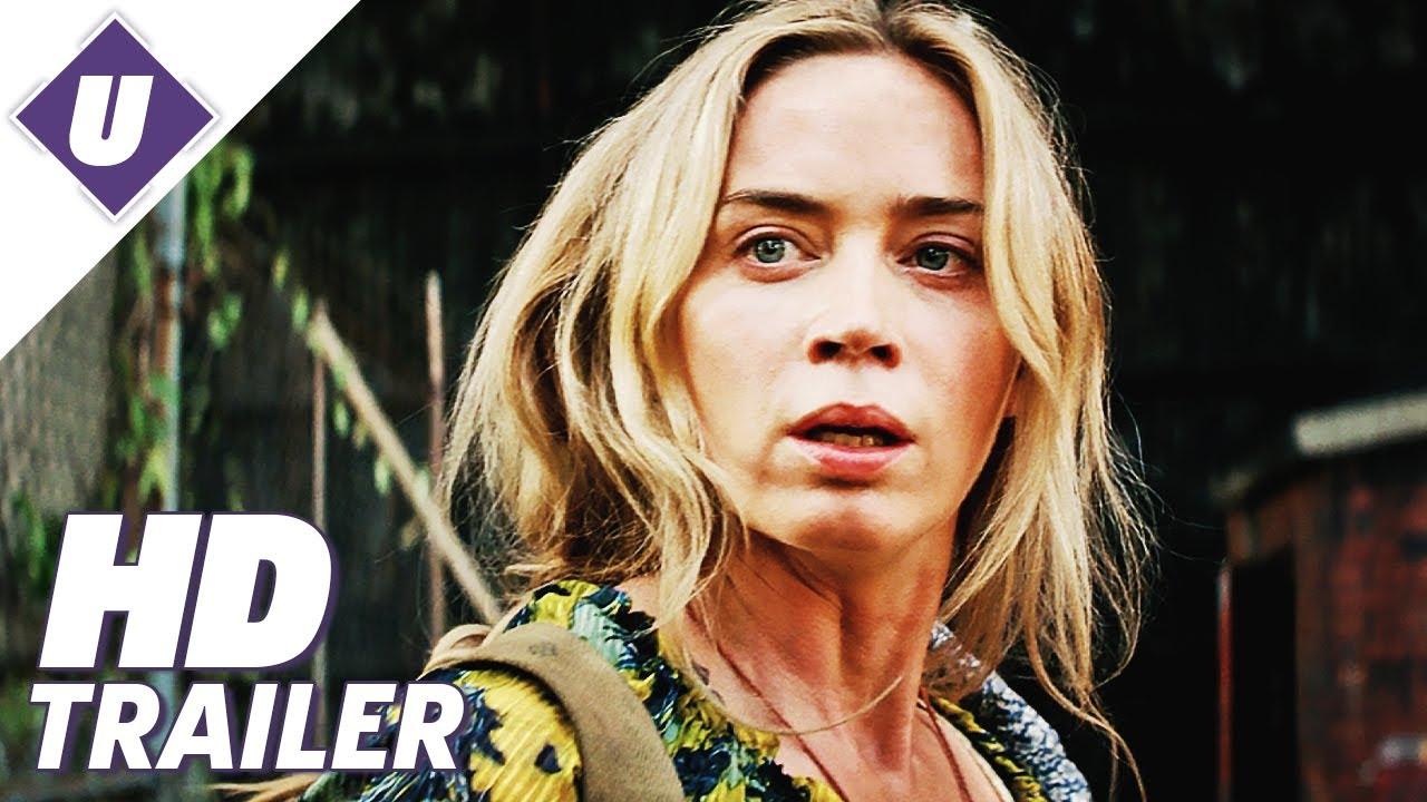 A Quiet Place Part II (2020) - Official Trailer | Emily Blunt, Millicent Simmonds, Noah Jupe