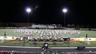 Clovis West High School Marching Band 2017 - Carnival of Animals