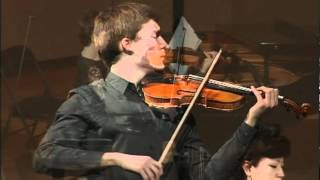 Alexi Kenney - W.A. Mozart - from Violin Concerto No 1 in B flat major, K 207