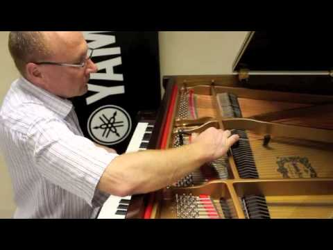 Mozart Chahine - A closer look on Yamaha Pianos