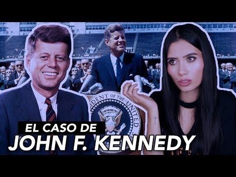 TODO sobre el MISTERIOSO caso de JOHN F. KENNEDY (JFK) | Paulettee