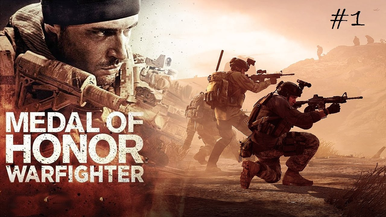 Medal Of Honor Warfighter: Limited Edition Gameplay #1