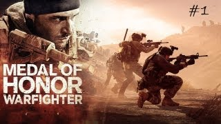 Medal of Honor Warfighter: Limited Edition Gameplay #1 [ PC HD ]