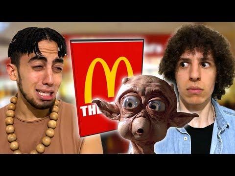 McDonald's Filme.. OMG NEIN BITTE NICHT!!