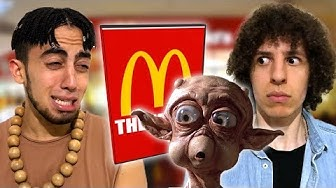 McDonald's Filme. OMG NEIN BITTE NICHT!!