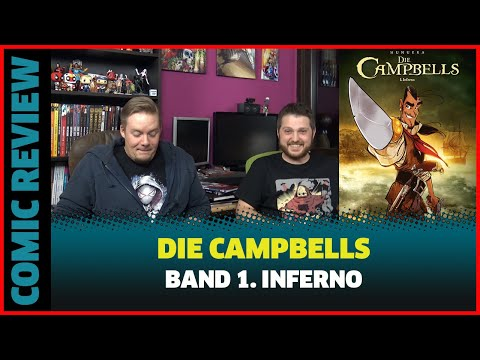 Die Campbells 1: Inferno (COMIC REVIEW)