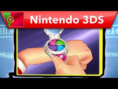 YO-KAI WATCH - Trailer da canção do jogo (Nintendo 3DS)