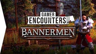 Bannermen ► New RTS Single-player Campaign like Warcraft 3 & AoE 2! - [Gamer Encounters]