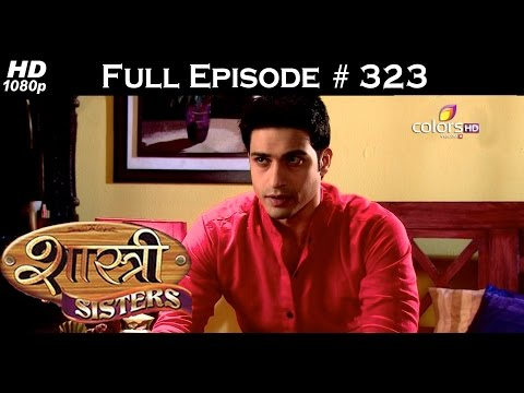 Shastri Sisters - 1st August 2015 - शास्त्री सिस्टर्स - Full Episode (HD)