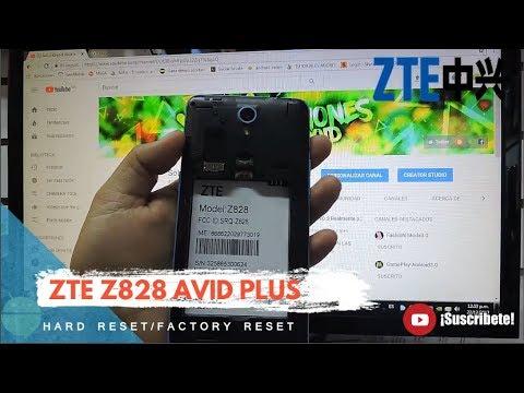 Zte Z828 Frp Removal