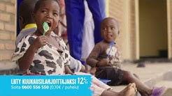 Päiväkoti Malawissa