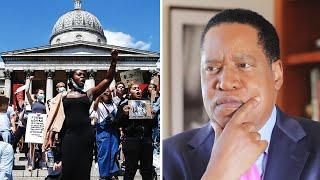 'Peaceful Protests' or Violent Leftists?   Larry Elder