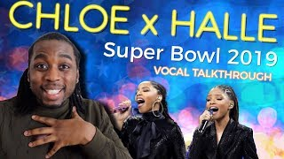 VOCAL TALKTHROUGH: Chloe x Halle's