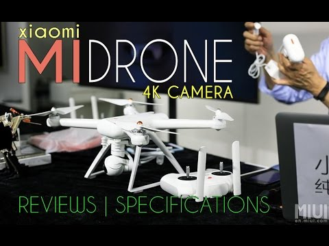 Xiaomi Mi Drone - Review, Specification, First Thought of Live Launch event