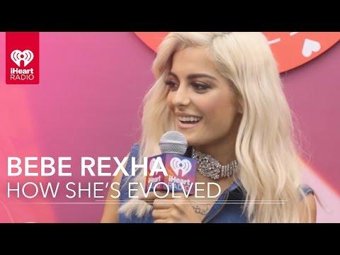 Bebe Rexha Talks About Her Evolution w/ Elvis Duran