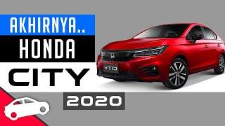 Honda CITY Baru 2020: Bergegar Tulang Rusuk