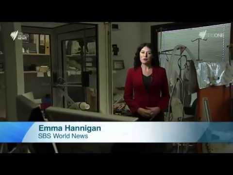 New hope for lung disease suffers Emma Hannigan SBS