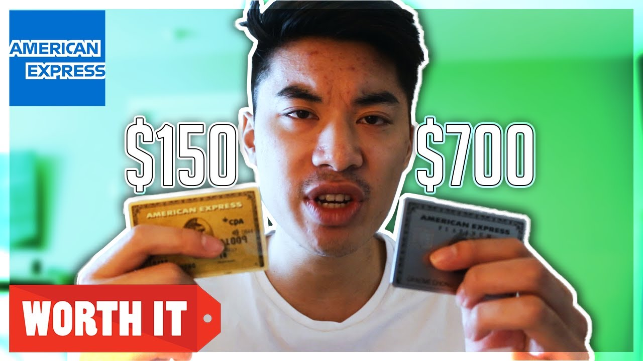 Is the American Express Platinum Card Worth it (Canada) | Amex Platinum vs  Amex Gold Review