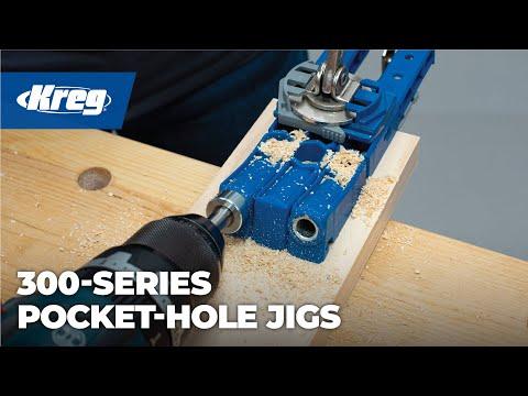 Kreg® 300-Series Pocket-Hole Jigs