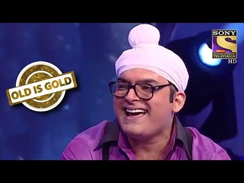 Kapil Becomes Junior Siddhu | Old Is Gold | Comedy Circus Ka Daily Soap