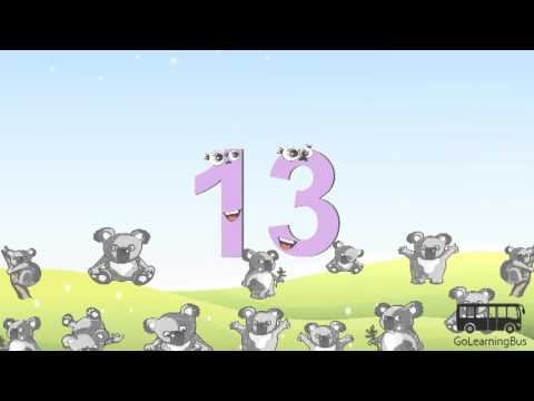 Learn Turkish Numbers via Videos by GoLearningBus(2A)