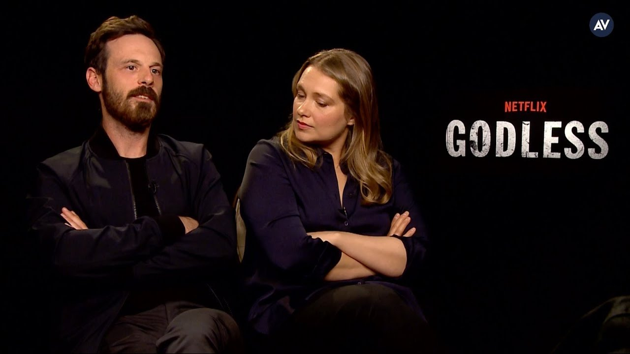 Scoot McNairy Godless Press Interview