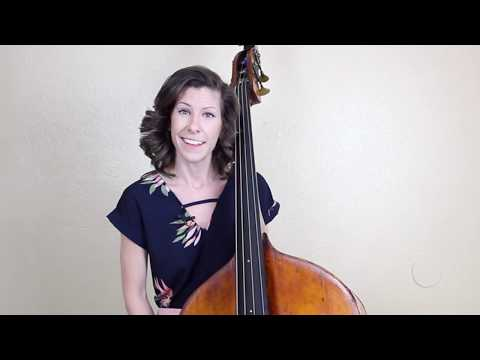 Dry Heave Exercise - Double Bass Lesson