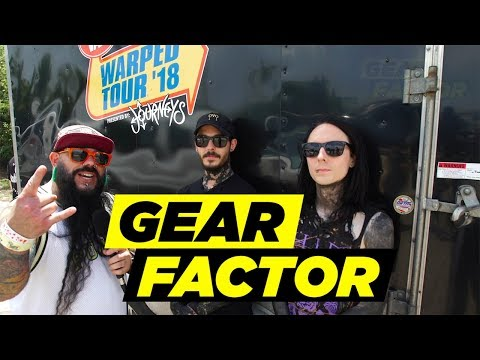 Motionless In White Talk About the End of Warped Tour